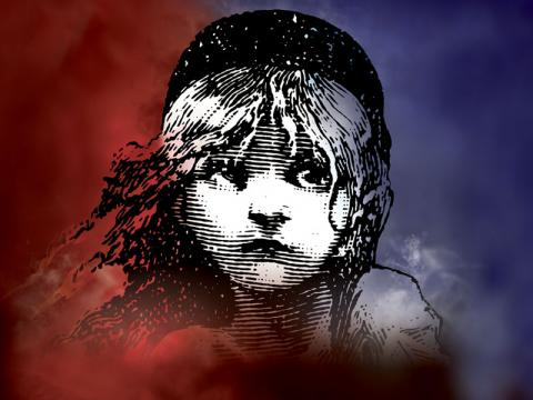Image of the character Cosette