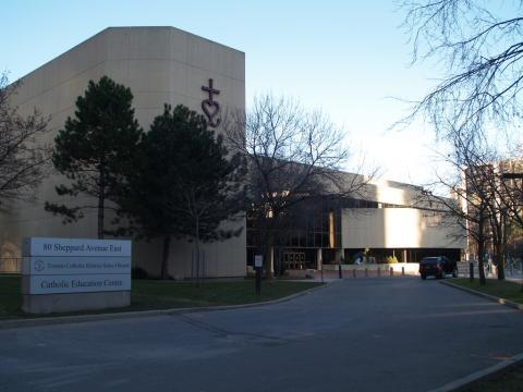 Toronto Catholic School Board HQ