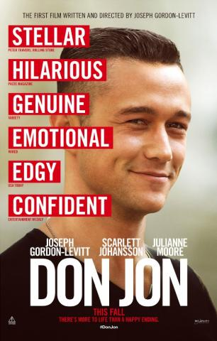 Poster for movie Don John