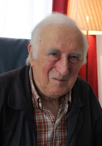 Photo of Jean Vanier