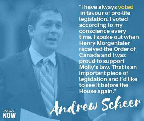 Andrew Scheer quote