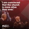 Nicky Gumbel interviews Fr. Cantalamessa